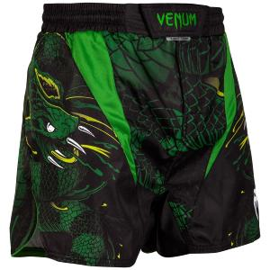 Fight short court Venum Green Viper S