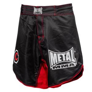 FightShort MMA Metal Boxe Courage M